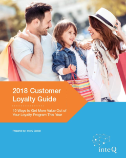 customer loyalty guide, inte q, inteq